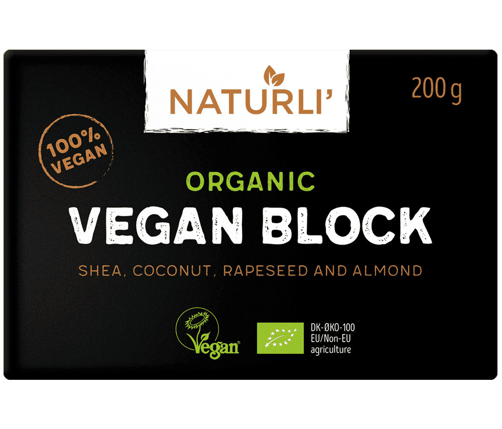 Organic Vegan Block