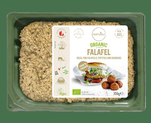 Organic Falafel