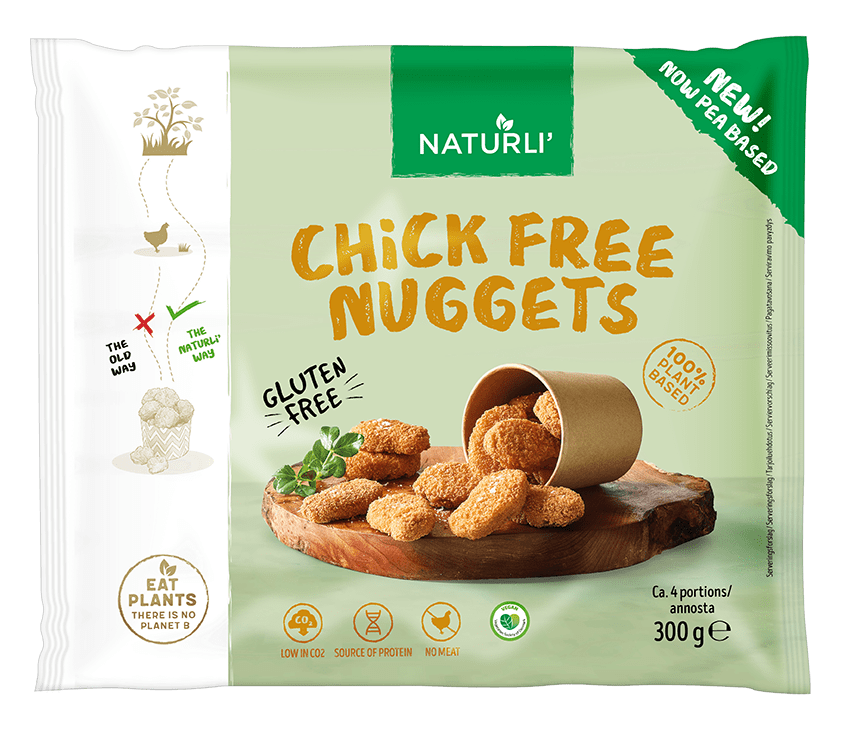 Chick Free Nuggets